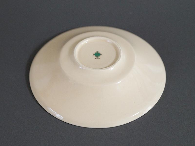 22001-482 粟田瑞獣紋5寸深皿 size φ16.5×3.5cm